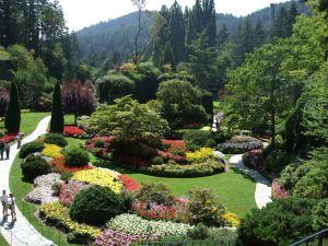 Buchart Gardens9