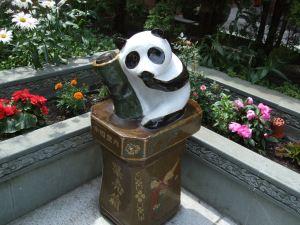Pandaattemple
