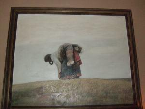 Jim's rehearsal-Painting