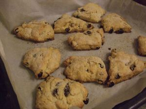 Scones-First try
