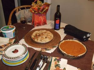 Thanksgiving pies-2009